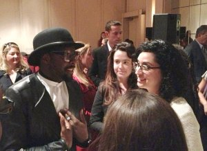 Chatting with will.i.am