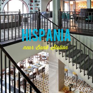 Hispania, London
