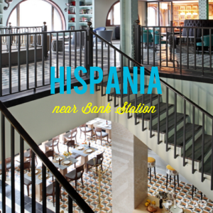 Hispania, London