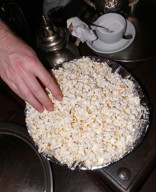 Popcorn at Mosob